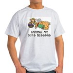 Gardens are God's Blessing Ash Grey T-Shirt