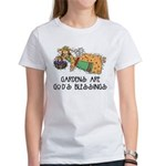 Gardens are God's Blessing Women's T-Shirt