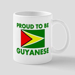 Proud Guyanese Mug