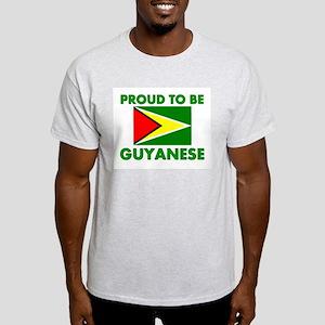 Proud Guyanese Light T-Shirt