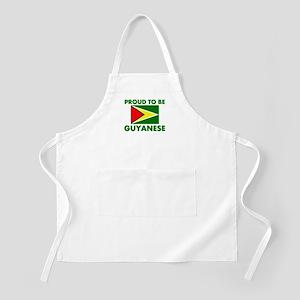 Proud Guyanese BBQ Apron
