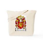 Ostrowski Family Crest Tote Bag