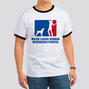 German Wirehaired Pointer Ringer T