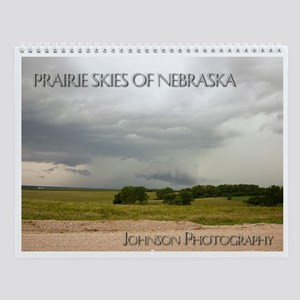 Prairie Skies Wall Calendar