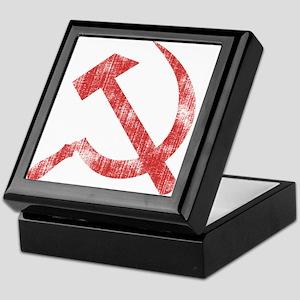 Red H/S Keepsake Box