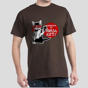 Ninja Kitty! Dark T-Shirt
