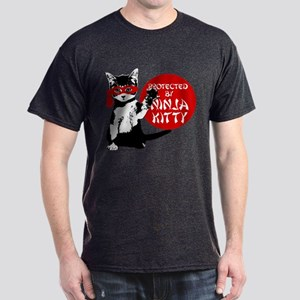 Ninja Kitty! Dark T-Shirt