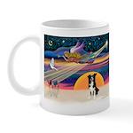 XmasStar/Border Collie #4 Mug
