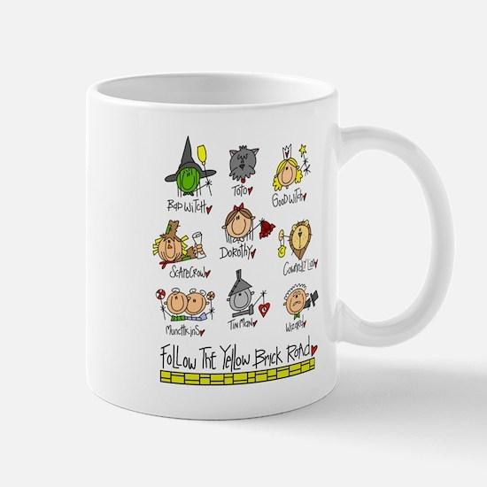 The Oz Gang Lefty Mug