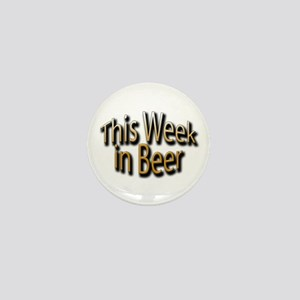 This Week in Beer Mini Button