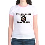 Play To Win Jr. Ringer T-Shirt