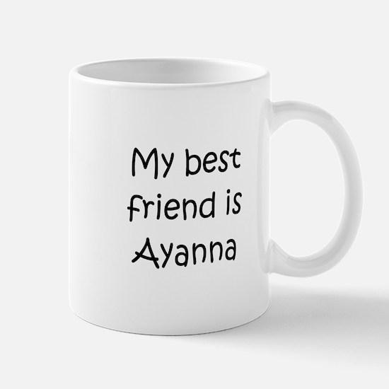 Unique Ayanna Mug
