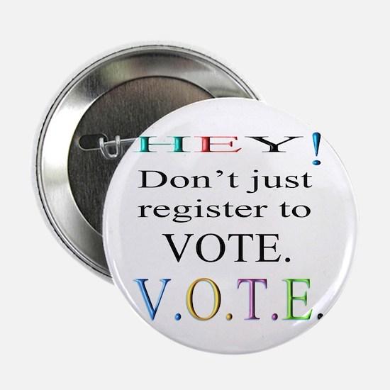 """vote election 2.25"""" Button"""