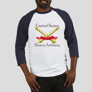 United States Heavy Artillery Baseball Jersey