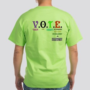 election Green T-Shirt
