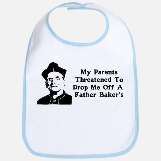 Father Baker Bib