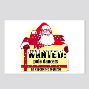 North Pole Dancers Postcards (Package of 8)