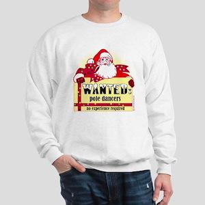 North Pole Dancers Sweatshirt