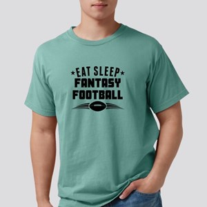 Eat Sleep Fantasy Football T-Shirt