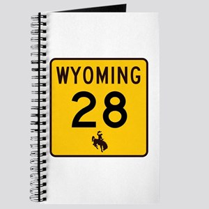 Highway 28, Wyoming Journal
