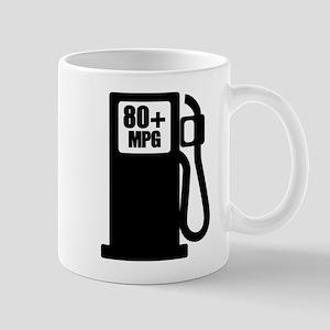 80+ MPG Mug