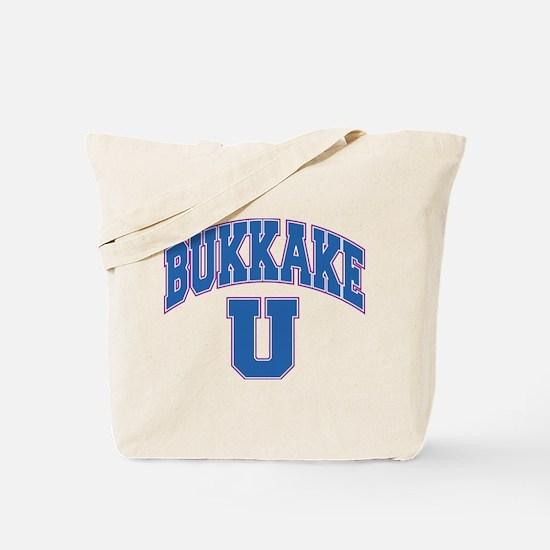 Bukkake U Tote Bag