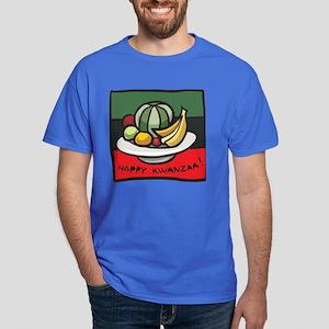Happy Kwanzaa Dark T-Shirt