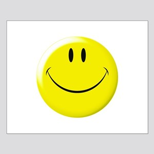 Smiley Face Small Poster