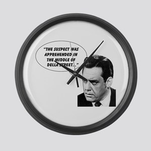 What the...? Large Wall Clock