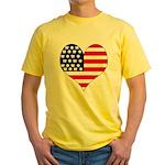The Ultimate Shirt Yellow T-Shirt