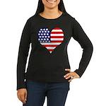 The Ultimate Shirt Women's Long Sleeve Dark T-Shir