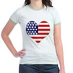 The Ultimate Shirt Jr. Ringer T-Shirt