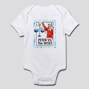 Peter VS the Wolf Infant Bodysuit