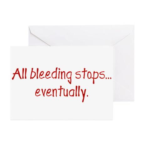 EMT, Doctor, Nurse Greeting Cards (Pk of 10)