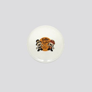Better Together Mini Button