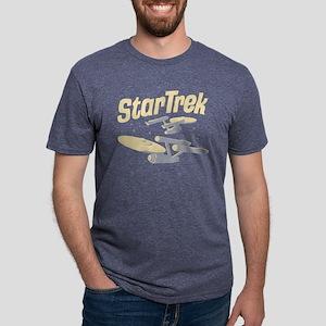 Vintage Starships T-Shirt