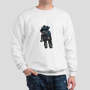 Mini Schnauzer Rowdy Sweatshirt