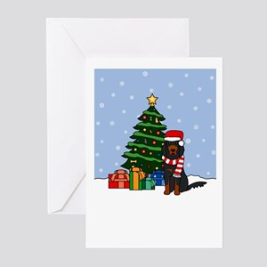 Gordon Howling Holiday Greeting Cards (Pk of 20)