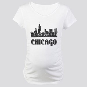 Chicago Maternity T-Shirt