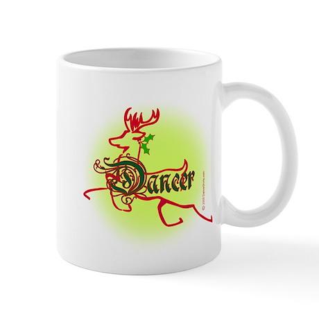 Reindeer Dancer Mug