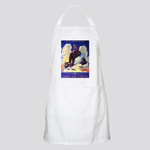 Ramparts We Watch Air Force BBQ Apron
