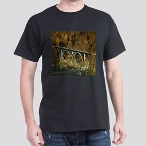 Big Sur Bridge 2 Dark T-Shirt