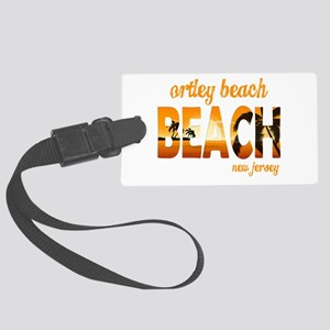 New Jersey - Ortley Beach (Toms Large Luggage Tag