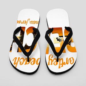 New Jersey - Ortley Beach (Toms River) Flip Flops