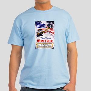Colors Won't Run Patriot Light T-Shirt