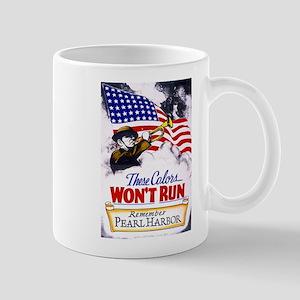 Colors Won't Run Patriot Mug
