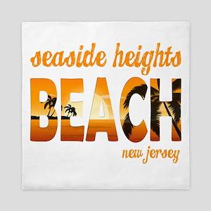 New Jersey - Seaside Heights Queen Duvet
