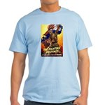 Fighting Filipinos Military Soldier Light T-Shirt