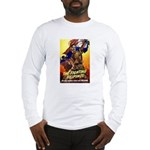 Fighting Filipinos Military Soldier Long Sleeve T-
