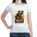Fighting Filipinos Military Soldier Jr. Ringer T-S
